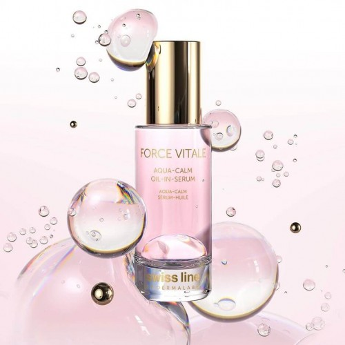 Aqua-Calm Oil-in-Serum