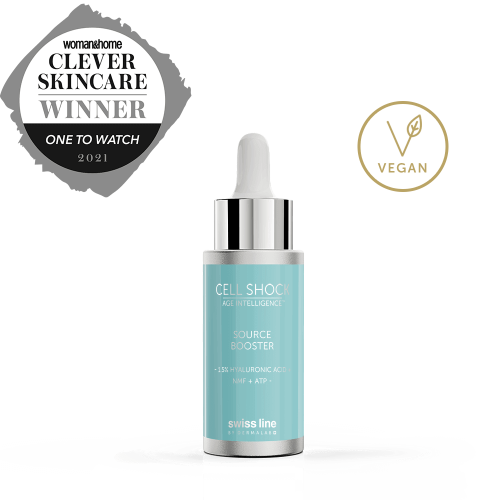 Source Booster – 1.5 % Hyaluronic acid + NMF + ATP
