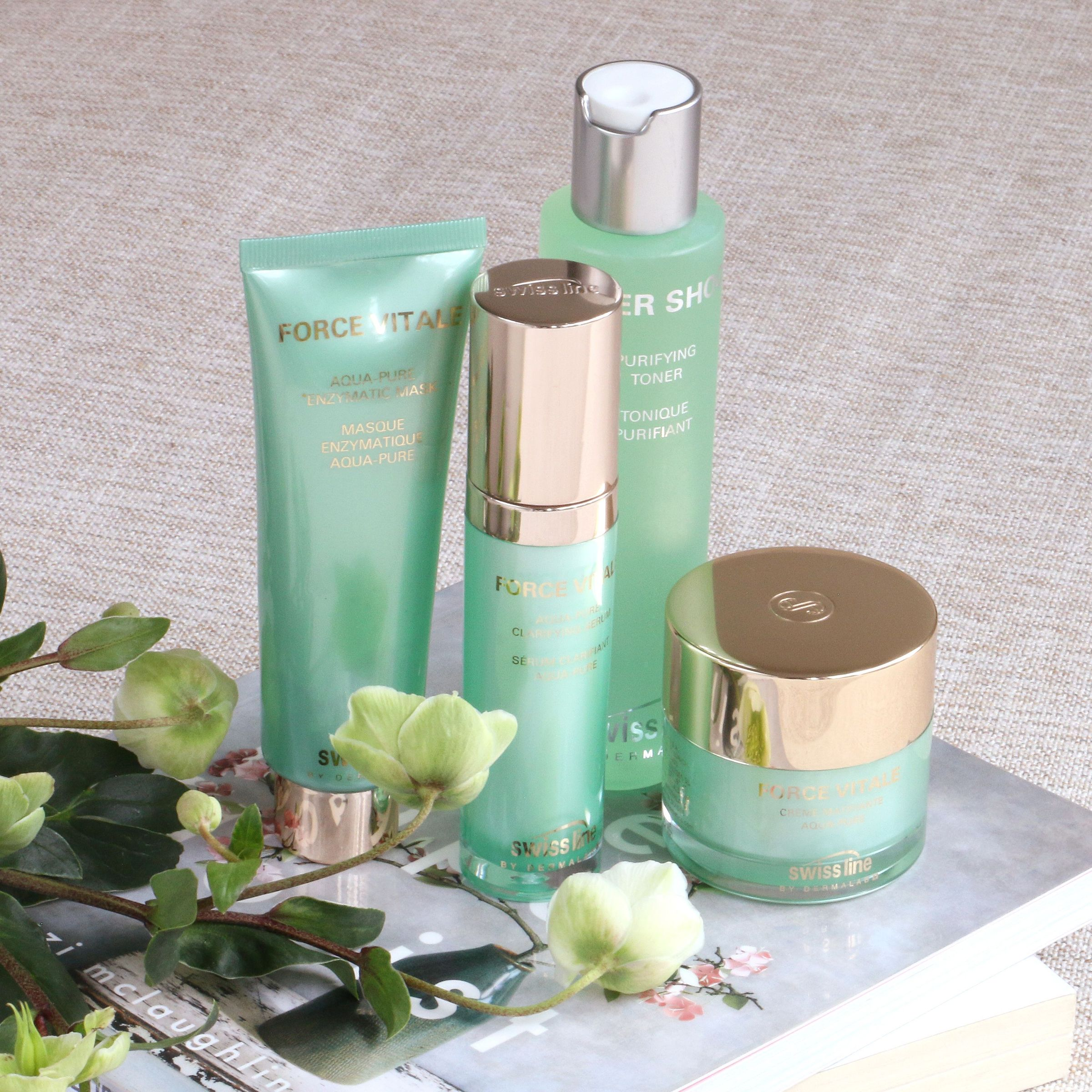 Swissline Purifying Ritual for oily skin