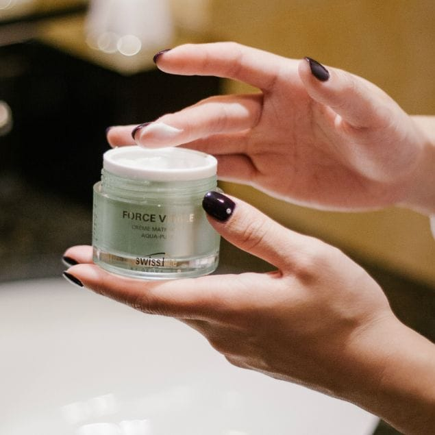 Swissline Mattifying Cream for oily skin
