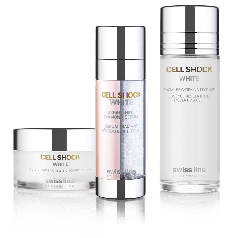 Swiss line Cell Shock White