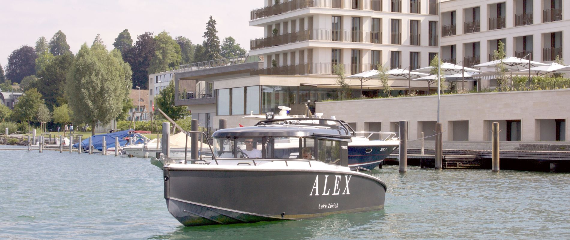 Alex Lake Zurich