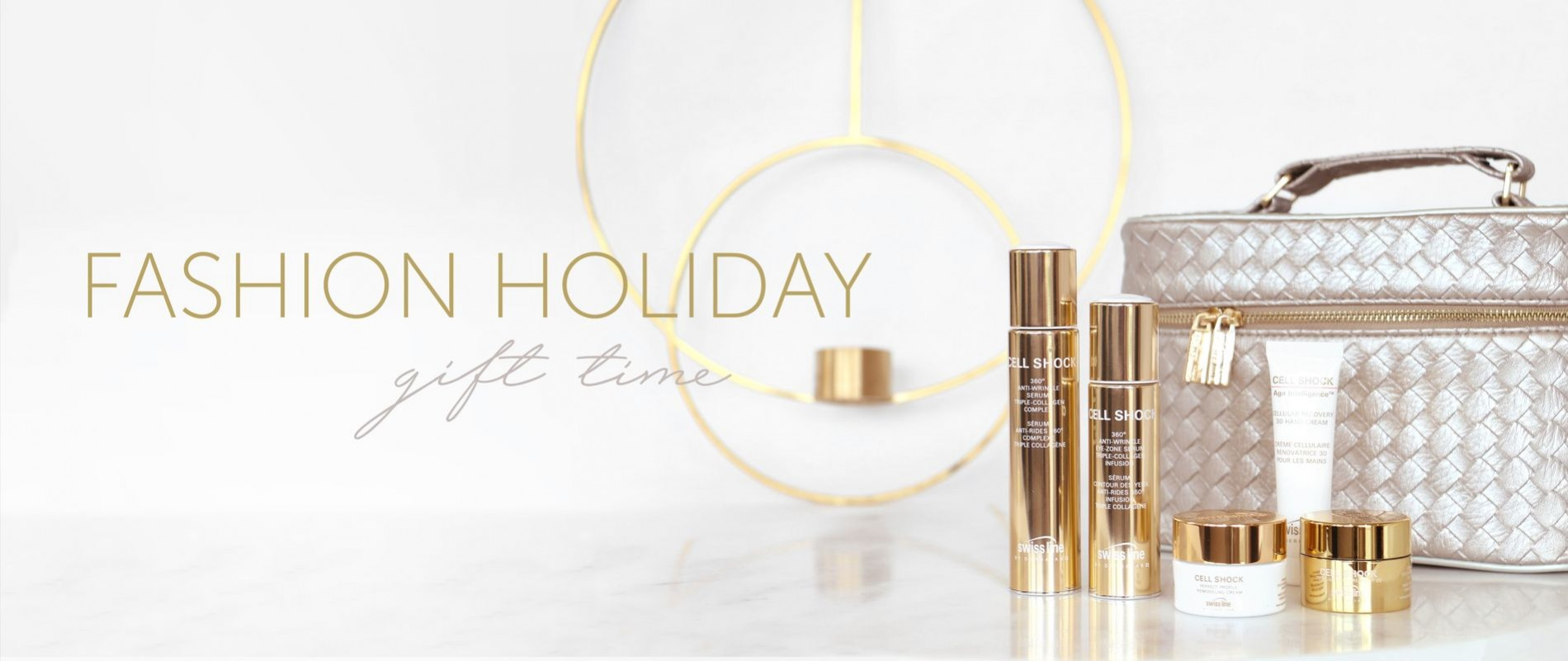 25% off The Fashion Holiday Gift Set